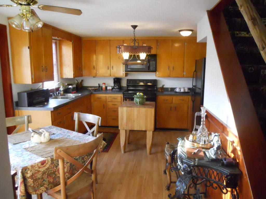 Falcon Cottage Kitchen
