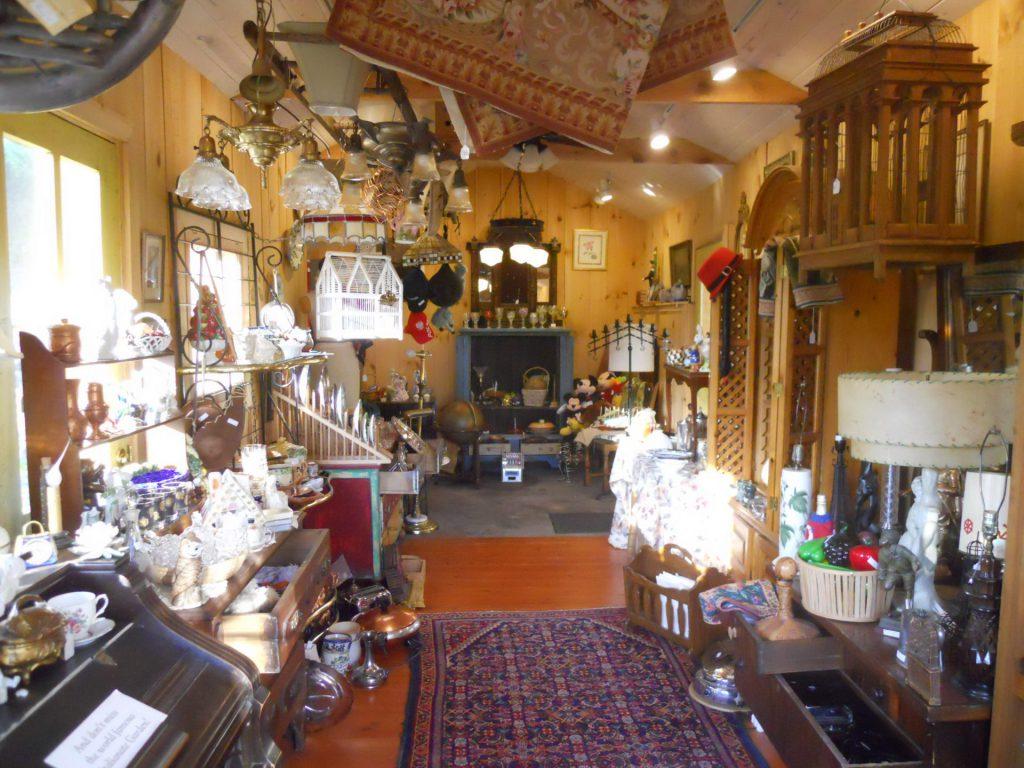 Gypsy Wagon Interior