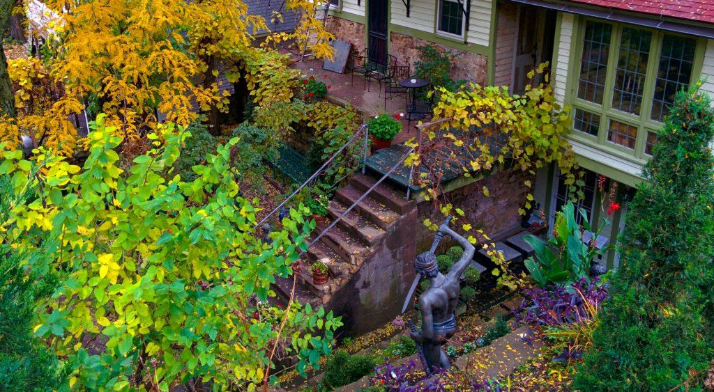 Secret Garden Patio